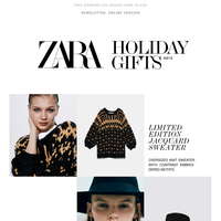 HOLIDAY GIFTS inspiration