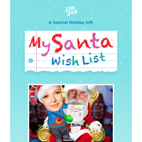 FREE Christmas Ecard - Share Your Wish List with Santa!️
