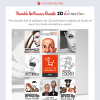 Bring your drawings to live with this bundle of animation software!