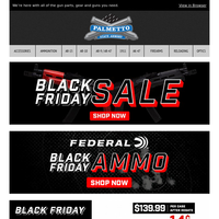 Celebrate Thanksgiving With These Great Ammo Deals