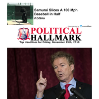 Rand Paul speaks out about the meaning behind Thanksgiving...