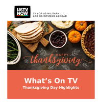 Here's Your Thanksgiving TV + Movie Watch Party List