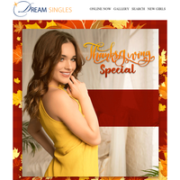 {NAME}, Read UNLIMITED messages this Thanksgiving weekend