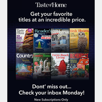CYBER MONDAY PREVIEW: Don't Miss These Deals!