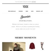 December Inspiration  -  Let the festivities begin!