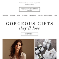 All the gift inspiration you need