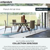 Roche Bobois Autumn-Winter collection 2019/2020