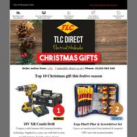 Gift Inspiration: Top 10 Christmas Gifts🎅