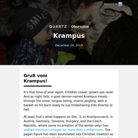 Krampus: You better watch out