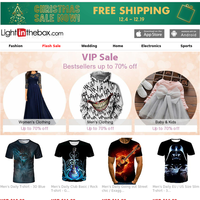 Sale Preview: Up to 70% Off on Print Dresses