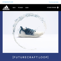 [FUTURECRAFT.LOOP] MADE TO BE REMADE
