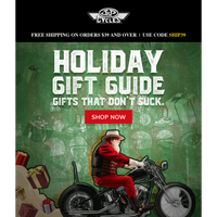 Holiday Gift Guide - Santa Approved