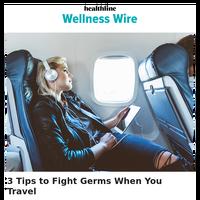 Travel health hacks. 9 cabbage benefits. Black salt?