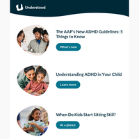 New ADHD Guidelines from the AAP - What you need to know