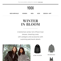 Winter in bloom: Discover the new trend
