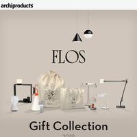 It's Flos gift time: collection 2019