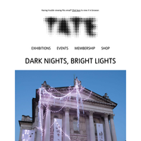 See Tate transformed into a winter temple