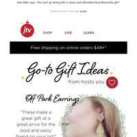 Gift-giving is easy with help from JTV hosts!