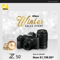 The Z Line Winter Deals Continue!