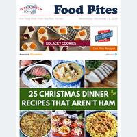 25 Christmas Dinner Recipes That Aren't Ham