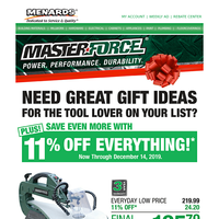 Need Help? Gift Ideas For Tool Lovers Inside!