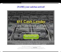 411 Cashlender - Cash for Winter!