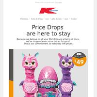 HUGE Price Drops + Christmas = Winning