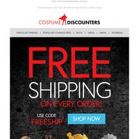 🤴 Shop Fun Gift Ideas! Every Order Ships Free!