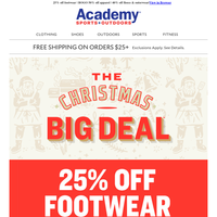 Can't-Miss Savings from the Christmas Big Deal
