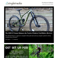 🚵 GT Trail Bike Review // Cold Weather Cutoff // Flipside to Fitness Trackers // OneUp Stash Tool Stem