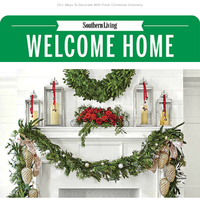 Stunning Ways To Decorate With Fresh Christmas Greenery