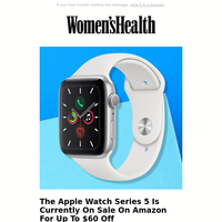 The Apple Watch Series 5 Is Currently On Sale On Amazon For Up To $60 Off