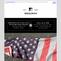 Blankets Made in the USA + Free $150 Reward & 30% Off Flannels & More - Free Shipping