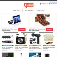 Unwrap Your Gift NOW! 3D Phone Stand $4 | Massage Gun $52 | iPhone XR | 16Pc Manicure Set $10 | Security System | Solar Lanterns $13 | Expandable Hose $14