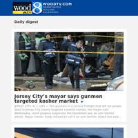 Jersey City's mayor says gunmen targeted kosher market (12 December 2019, for {EMAIL})