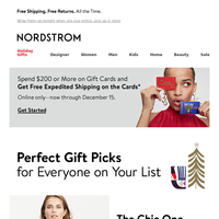 Awesome gifts for everyone on your list