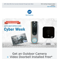 Sign Up Now - Get Your Free Smart Home Security Upgrades