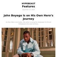 John Boyega Is on His Own Hero's Journey