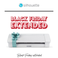 The absolute last day to get Black Friday prices on SilhouetteAmerica.com!