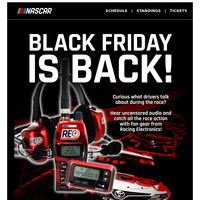 Black Friday Is Back: 25% Off + Free Shipping!