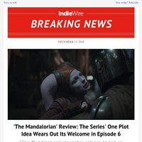 'The Mandalorian' Review: The Series' One Plot Idea Wears Out Its Welcome in Episode 6