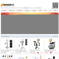 2020 Chinese New Year Holiday Notice from SUNSKY UP TO 31% OFF