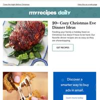 20+ Cozy Christmas Eve Dinner Ideas