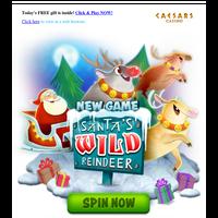 🎅 NEW GAME 🎅 Santa's Wild Reindeer 🔽🔽