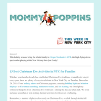 13 Best Christmas Eve Activities in NYC for Families