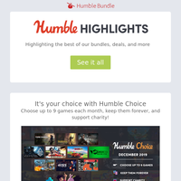 This week at Humble: Flash video game deals and steals