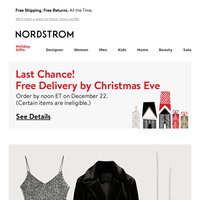 FREE Delivery by Christmas Eve   Countdown-ready NYE looks
