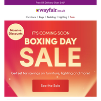 ⭕ BOXING DAY Sale ⭕