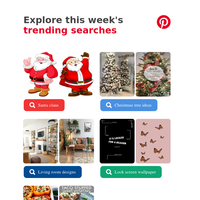 🔥 Santa Claus, Christmas Tree Ideas and other search trends