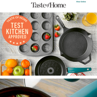 Test kitchen approved! Get yours at Walmart.